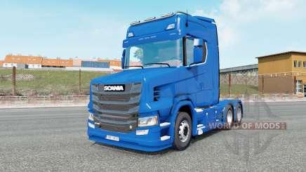 Scania S730T 2016 para Euro Truck Simulator 2