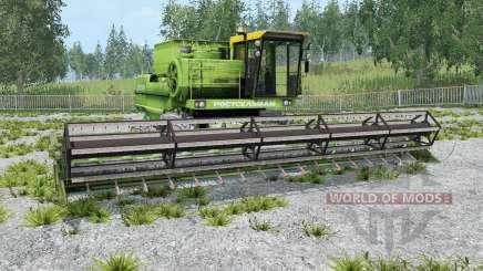 Não-1500A velocímetro digital para Farming Simulator 2015