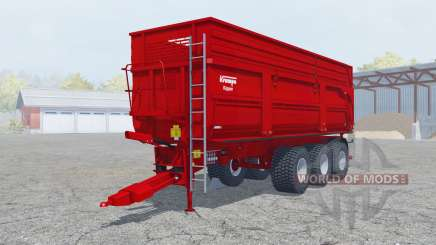 Krampe Big Body 900 S new texture silage para Farming Simulator 2013