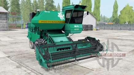 SK-5 Niva cor verde para Farming Simulator 2017