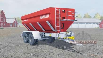 Perard Interbenne 25 tart orange para Farming Simulator 2013