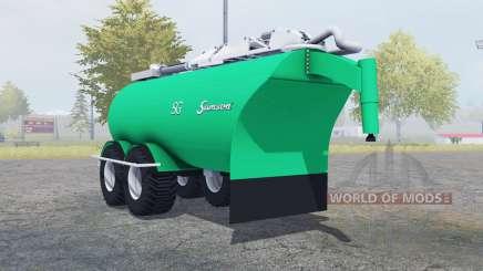Samson SG 23 para Farming Simulator 2013