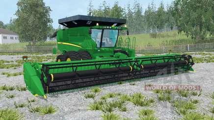 John Deere S690i 2014 para Farming Simulator 2015