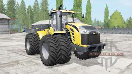 Challenger MT945-975E wheel options para Farming Simulator 2017