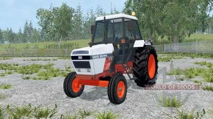 David Brown 1490 1980 para Farming Simulator 2015