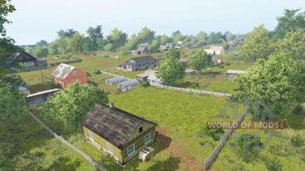Central Da Rússia para Farming Simulator 2017
