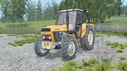 Ursus 1014 cream can para Farming Simulator 2015