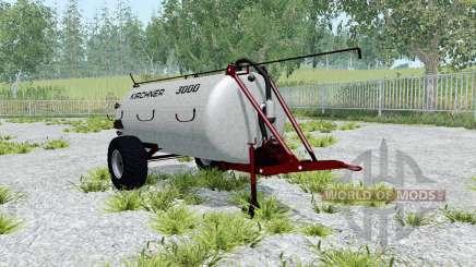 Kirchner K 3000 para Farming Simulator 2015