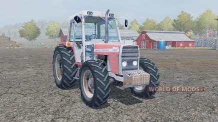Massey Ferguson 698Ƭ para Farming Simulator 2013
