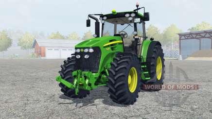 John Deere 7930 moving elements para Farming Simulator 2013