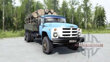 ZIL-133ГЯС para MudRunner