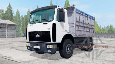 MAZ-5551 trailer para Farming Simulator 2017