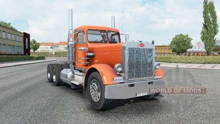 Peterbilt 359 Day Cab para Euro Truck Simulator 2