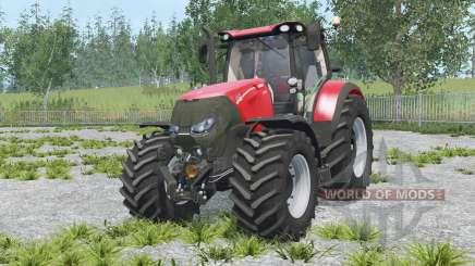 Case IH Optum 300 CVX wheels weights para Farming Simulator 2015