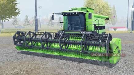 Deutz-Fahr 7545 RTS multifrucht para Farming Simulator 2013