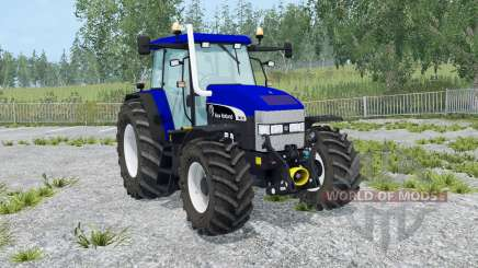New Holland TM 190 Blue Power para Farming Simulator 2015