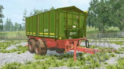 Kroger Agroliner TKD 302 la palma para Farming Simulator 2015