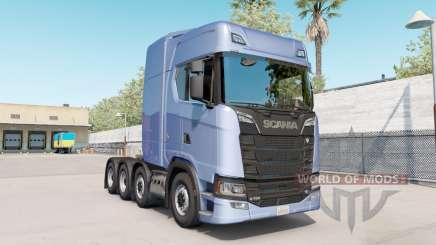 Scania R-series and S-series para American Truck Simulator
