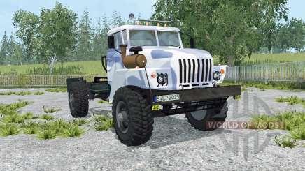 Ural-43206-0111-31 trator para Farming Simulator 2015