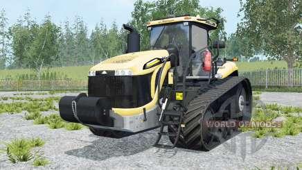 Challenger MT875E seat suspension para Farming Simulator 2015