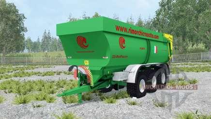 Crosetto CMR180 pigment green para Farming Simulator 2015