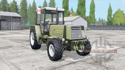 O progresso ȤT 423-A para Farming Simulator 2017