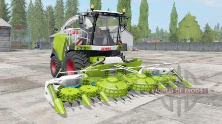 Claas Jaguar 900 pipe XL para Farming Simulator 2017
