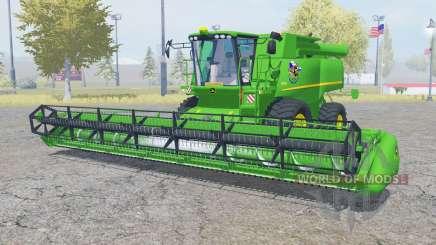 John Deere S690i para Farming Simulator 2013