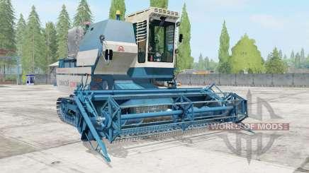 Yenisei-1200 RM para Farming Simulator 2017