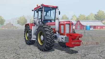 Schluter Super-Trac 2500 VL add disc weight para Farming Simulator 2013