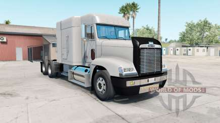 Freightliner FLD 120 Mid Roof para American Truck Simulator