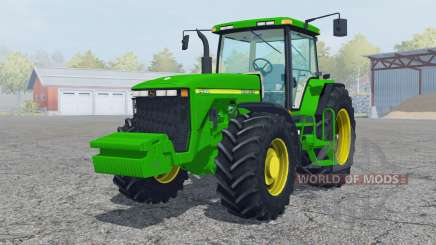 John Deere 8400 animated element para Farming Simulator 2013