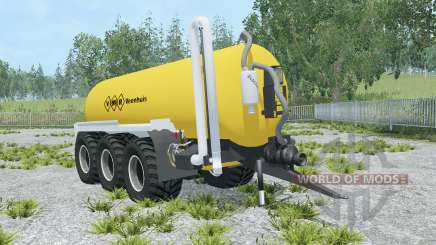Veenhuis Profi-Line 25.000 L Triple-Axle para Farming Simulator 2015