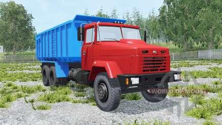 KrAZ-6130С4 para Farming Simulator 2015