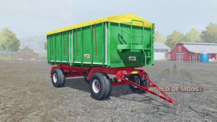 Kroger Agroliner HKD 302 pantone green para Farming Simulator 2013