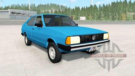 Volkswagen Passat 3-door (B1) 1977 para BeamNG Drive
