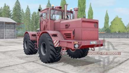 Kirovets K-700A ajustável para Farming Simulator 2017