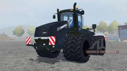 Case IH Steiger 600 black para Farming Simulator 2013