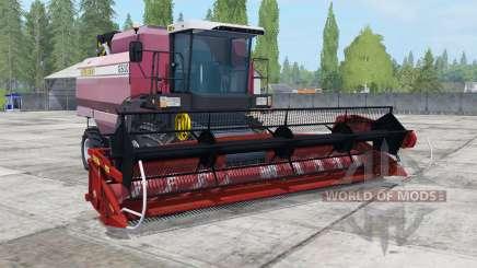 Palesse GS10 moderadamente cor-de-rosa para Farming Simulator 2017