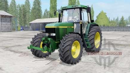 John Deere 6810 1997 para Farming Simulator 2017