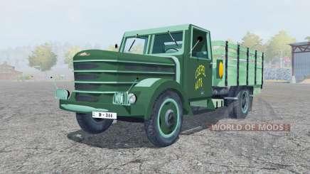 Csepel D344 para Farming Simulator 2013