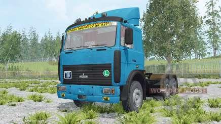 MAZ-642208 6x6 para Farming Simulator 2015