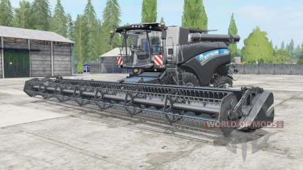 New Holland CR10.90 with many extras para Farming Simulator 2017