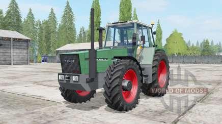 Fendt Favorit 600 LS Turbomatik 1981 para Farming Simulator 2017