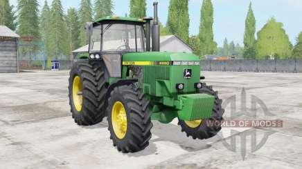 John Deere 4555-4955 para Farming Simulator 2017