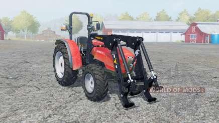Mesmo Argon3 75 carregador frontal para Farming Simulator 2013