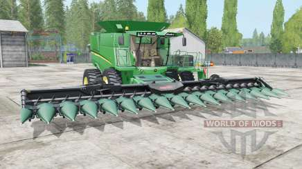 John Deere S600 US version para Farming Simulator 2017