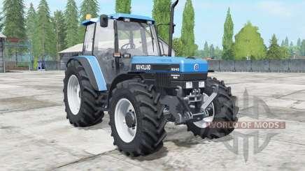New Holland 8340 super power para Farming Simulator 2017