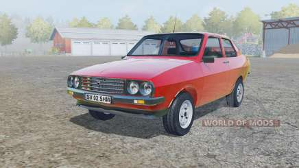 Dacia 1410 Sport para Farming Simulator 2013