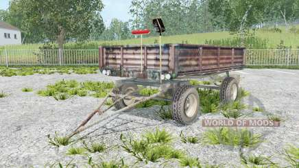Autosan D-47 rusty para Farming Simulator 2015